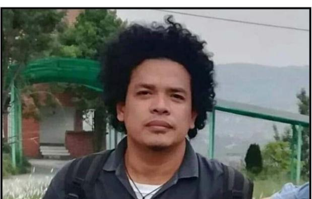 Surya Anta Mantan Tapol Rasis West Papua -Doc. Pribadi