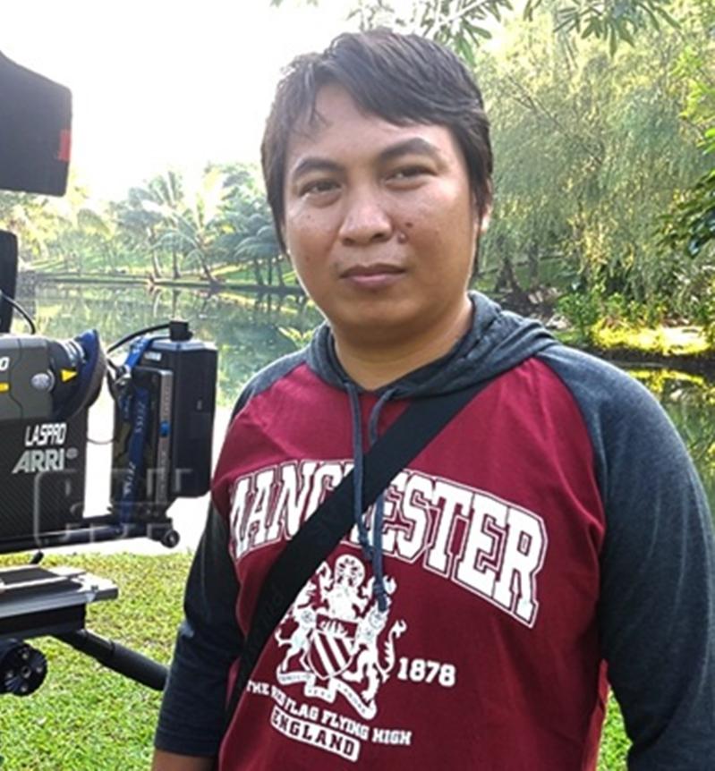 Irham Acho Bahtiar, sutradara kelahiran Muting, Merauke, Papua