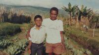 Yunus di Wamena sekitar tahun 1988.