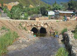 Jembatan Kali Tuka Moanemani - Doc Suara Papua