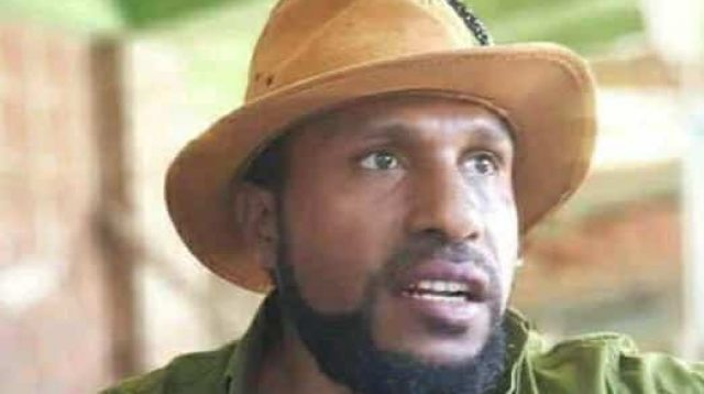 Victor Yeimo - Doc. Kosapa